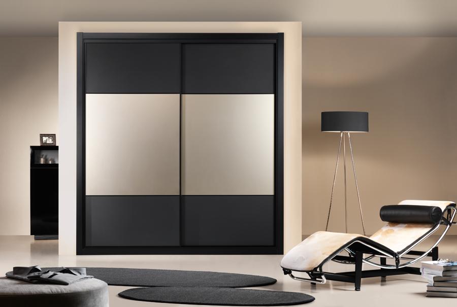 roupeiros-com-portas-de-correr-mod-p3c-vidro-lacado-fosco-espelho-bronze-fosco-4mm